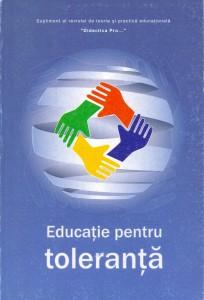 Educatie pentru toleranta
