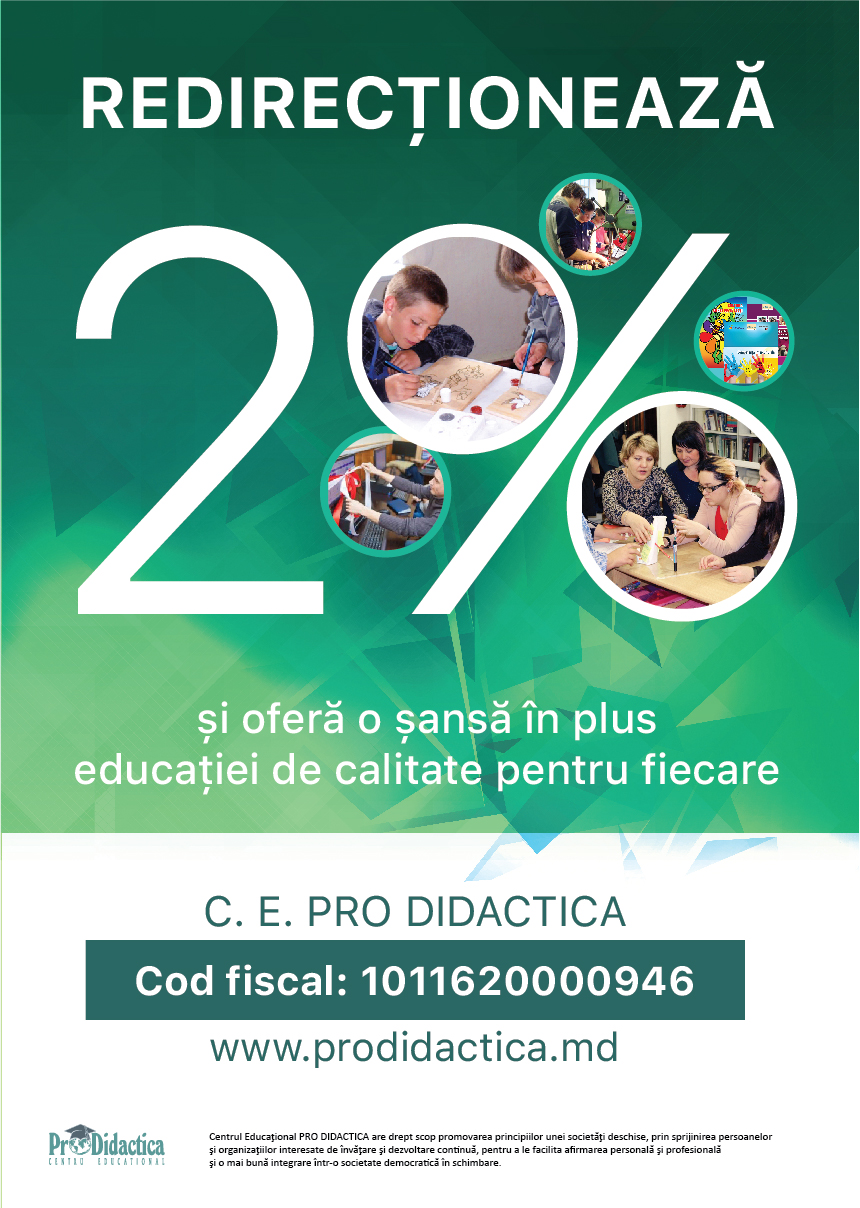 Poster 2 procente